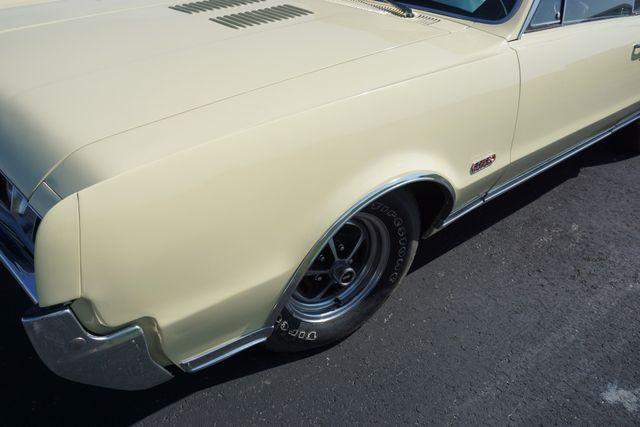 1967 Oldsmobile 442 Convertible Blanchard, Oklahoma 13