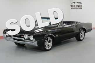 1967 Oldsmobile CUTLASS 442 TRIBUTE CONVERTIBLE FRAME OFF RESTORED | Denver, CO | Worldwide Vintage Autos in Denver CO