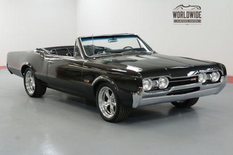 1967 Oldsmobile CUTLASS 442 TRIBUTE CONVERTIBLE FRAME OFF RESTORED | Denver, CO | Worldwide Vintage Autos in Denver, CO