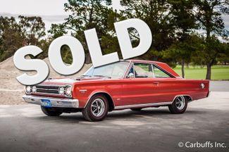 1967 Plymouth GTX Hemi   Concord, CA   Carbuffs in Concord