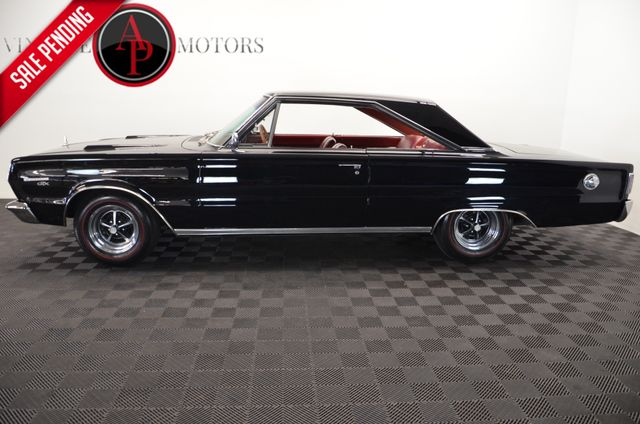 1967 Plymouth GTX 69,000 MILE COLLECTION CAR