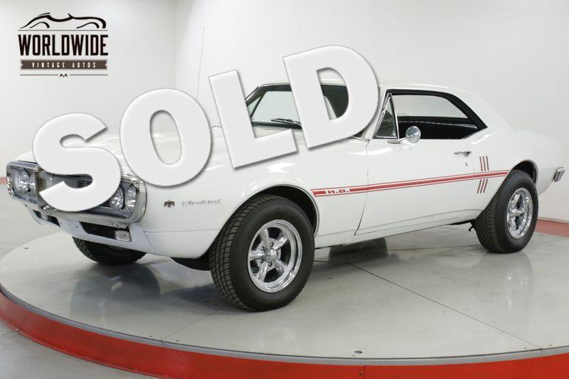 1967 Pontiac FIREBIRD LS 5.7L CORVETTE ENGINE VINTAGE AC PS PB  | Denver, CO | Worldwide Vintage Autos