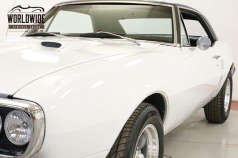 1967 Pontiac FIREBIRD  400 V8 AUTO TORQ THRUST WHEELS PB | Denver, CO | Worldwide Vintage Autos in Denver, CO