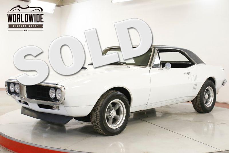 1967 Pontiac FIREBIRD  400 V8 AUTO TORQ THRUST WHEELS PB   Denver, CO   Worldwide Vintage Autos