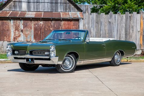 1967 Pontiac GTO Convertible  in Wylie, TX