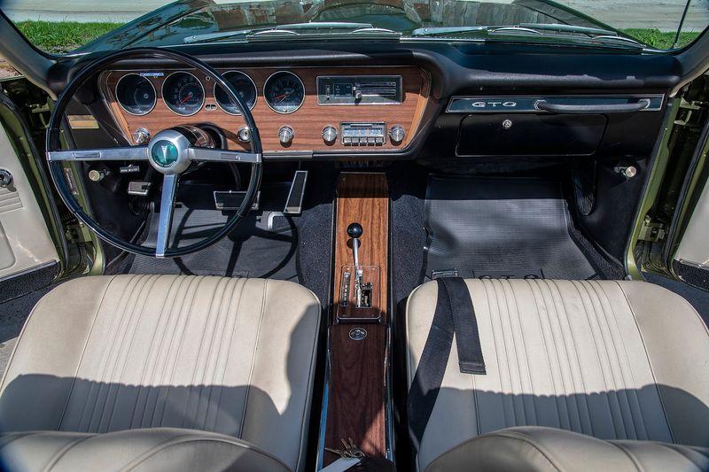 1967 Pontiac GTO Convertible   city TX  Dallas Motorsports  in Wylie, TX