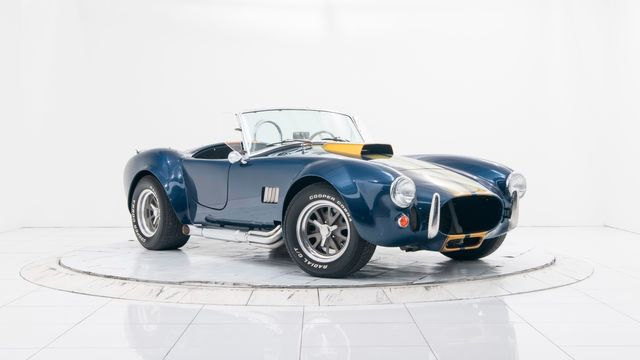 1967 Shelby Cobra Built By Shell Valley Hardtop 460CI Big Block Engine with Many Upgrades in Dallas, TX 75229