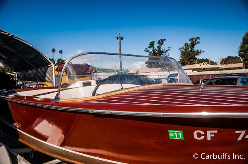 1967 Tollycraft Sportabout    Concord, CA   Carbuffs in Concord, CA