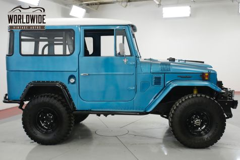 1967 Toyota LAND CRUISER FJ40. 350 V8! WINCH! LIFTED! MUST SEE  | Denver, CO | Worldwide Vintage Autos in Denver, CO