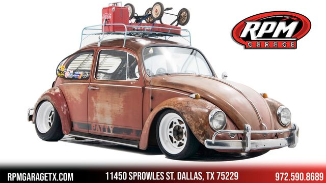 1967 Volkswagen Beetle Bagged with Many Upgrades