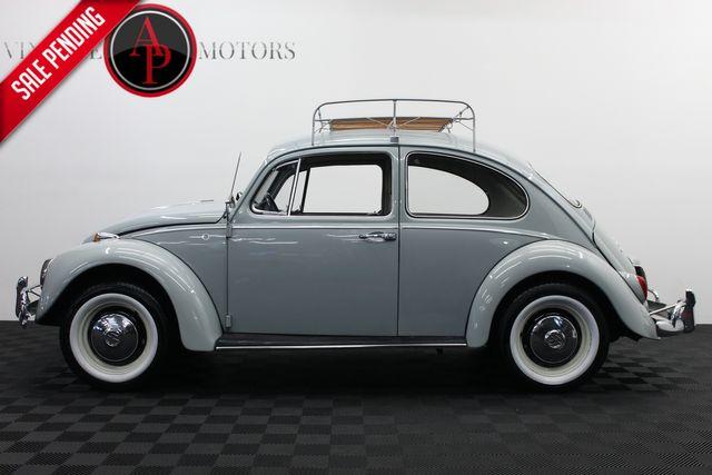 1967 Volkswagen Beetle ROOF RACK STOCK BEAUTIFUL