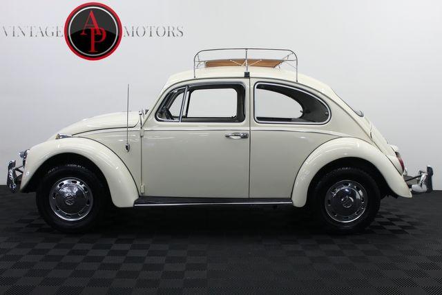 1967 Volkswagen Beetle ROOF RACK POP OUT REAR WINDOWS
