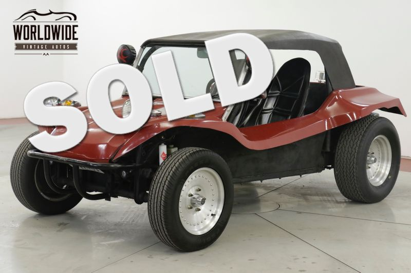 1967 Volkswagen DUNE BUGGY MEYERS MANX STYLE 1600 CC TWIN MOTOR 4 SPD | Denver, CO | Worldwide Vintage Autos