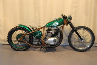 1968 Bsa A65 SPITFIRE MADE TO ORDER BOBBER CHOPPER MOTORCYCLE Mendham, New Jersey