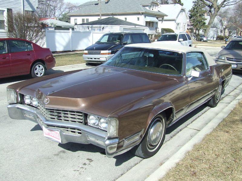 1968 Cadillac Eldorado    Mokena, Illinois   Classic Cars America LLC in Mokena Illinois