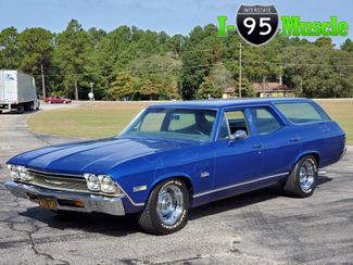 1968 Cherolet Chevelle Malibu Wagon in Hope Mills, NC 28348