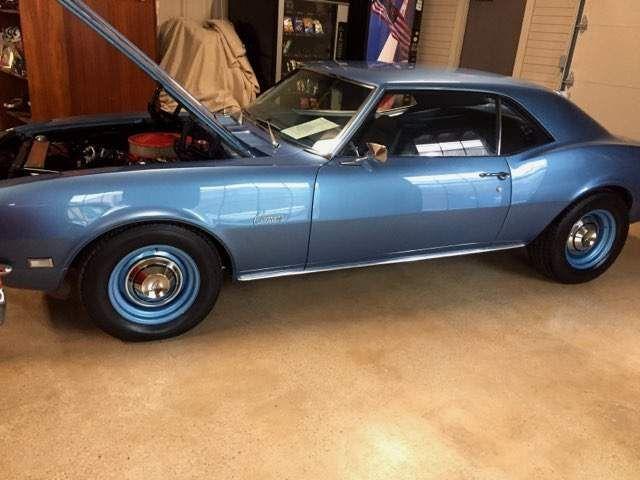 1968 Chevrolet Camaro Restomod