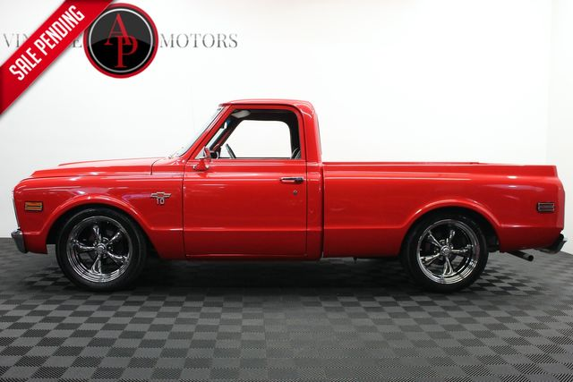 1968 Chevrolet C-10 Short bed LS AC FRAME OFF RESTO in Statesville, NC 28677