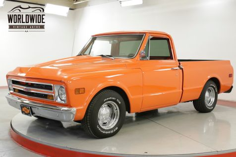 1968 Chevrolet C10  SHORT BED RESTOMOD PS PB DISC HOT ROD CHROME | Denver, CO | Worldwide Vintage Autos in Denver, CO