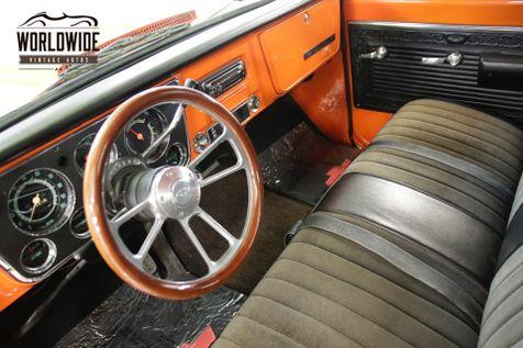 1968 Chevrolet C10  SHORT BED RESTOMOD PS PB DISC HOT ROD CHROME | Denver, CO | Worldwide Vintage Autos in Denver, CO