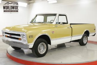 1968 Chevrolet C10 50 YEAR GOLDEN ANNIVERSARY EDITION V8 AUTO | Denver, CO | Worldwide Vintage Autos in Denver CO