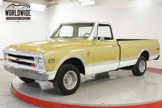 1968 Chevrolet C10 50 YEAR GOLDEN ANNIVERSARY EDITION V8 AUTO | Denver, CO | Worldwide Vintage Autos in Denver CO