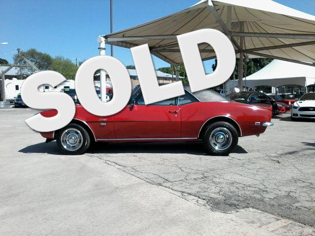 1968 Chevrolet Camaro 396 4 Speed SS TRIBUTE San Antonio, Texas 0