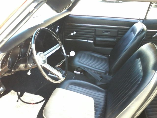 1968 Chevrolet Camaro 396 4 Speed SS TRIBUTE San Antonio, Texas 16