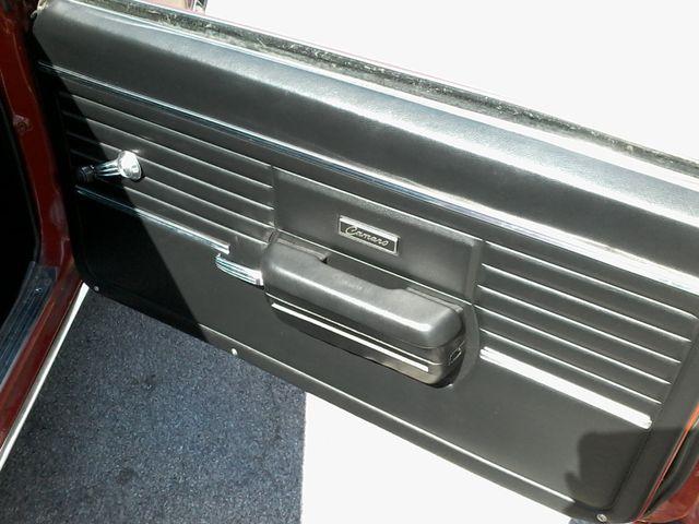 1968 Chevrolet Camaro 396 4 Speed SS TRIBUTE San Antonio, Texas 21
