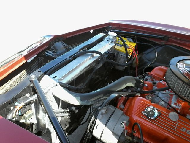 1968 Chevrolet Camaro 396 4 Speed SS TRIBUTE San Antonio, Texas 35