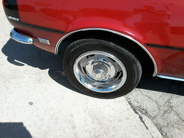 1968 Chevrolet Camaro 396 4 Speed SS TRIBUTE San Antonio, Texas 31