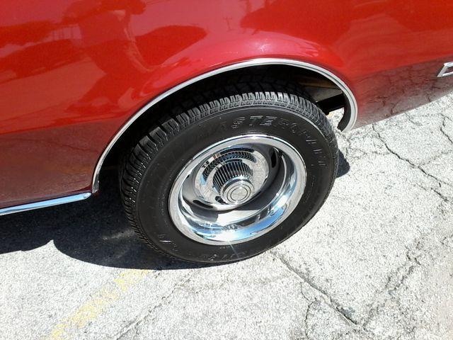 1968 Chevrolet Camaro 396 4 Speed SS TRIBUTE San Antonio, Texas 32