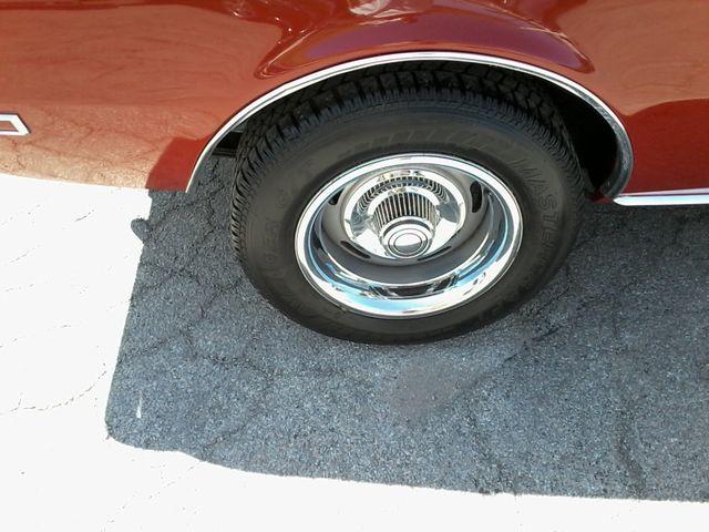 1968 Chevrolet Camaro 396 4 Speed SS TRIBUTE San Antonio, Texas 33