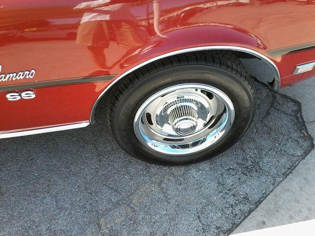 1968 Chevrolet Camaro 396 4 Speed SS TRIBUTE San Antonio, Texas 11