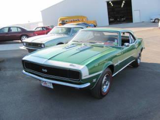 1968 Chevrolet Camaro ss rs Blanchard, Oklahoma