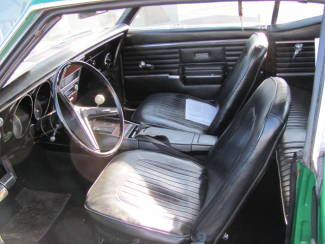 1968 Chevrolet Camaro ss rs Blanchard, Oklahoma 5