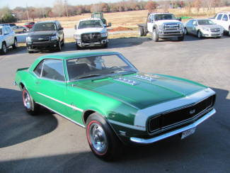 1968 Chevrolet Camaro ss rs Blanchard, Oklahoma 8