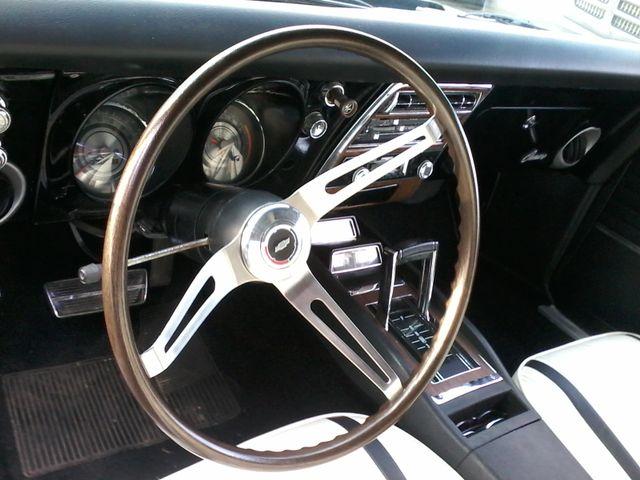 1968 Chevrolet Camaro Boerne, Texas 17