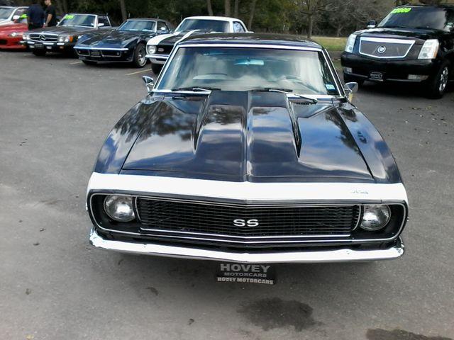 1968 Chevrolet Camaro Boerne, Texas 3