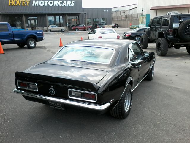 1968 Chevrolet Camaro Boerne, Texas 6