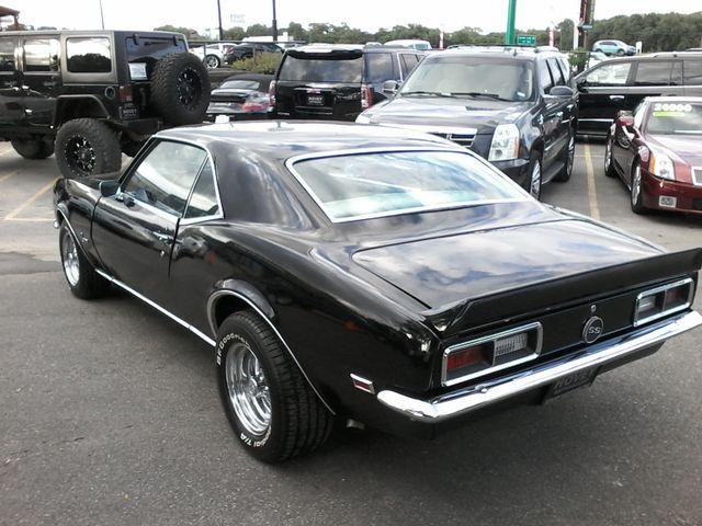 1968 Chevrolet Camaro Boerne, Texas 8