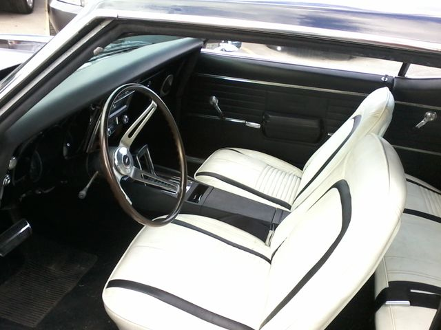 1968 Chevrolet Camaro Boerne, Texas 12