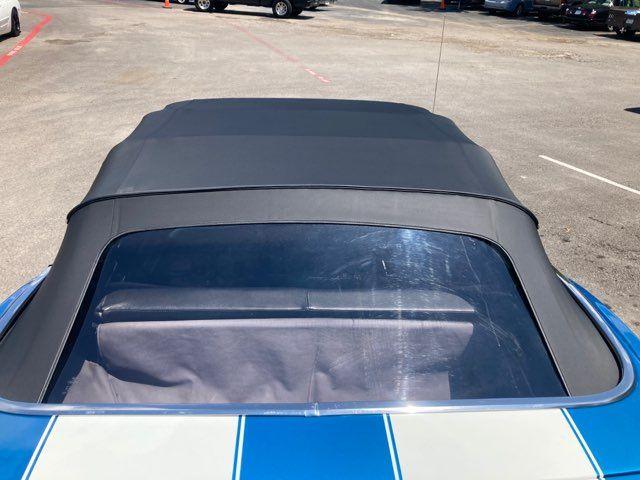 1968 Chevrolet Camaro RestoMod Convertible in Boerne, Texas 78006