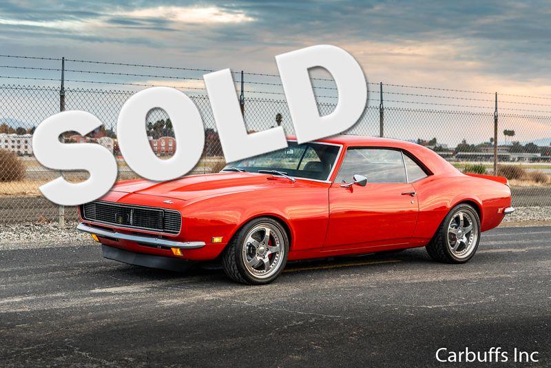 1968 Chevrolet Camaro  | Concord, CA | Carbuffs