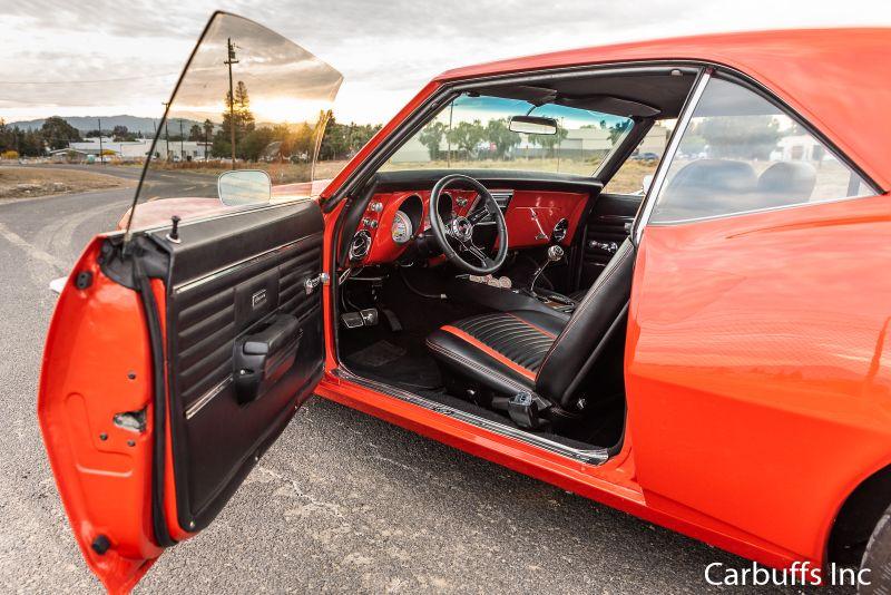 1968 Chevrolet Camaro  | Concord, CA | Carbuffs in Concord, CA