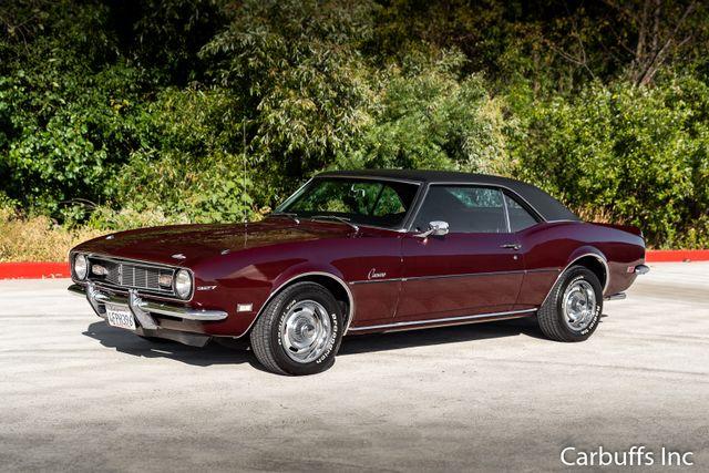 1968 Chevrolet Camaro    Concord, CA   Carbuffs in Concord