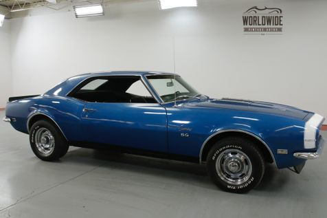 1968 Chevrolet CAMARO 327 V8 4-SPEED. SS. 12 BOLT. PS PB MUST SEE  | Denver, CO | Worldwide Vintage Autos in Denver, CO