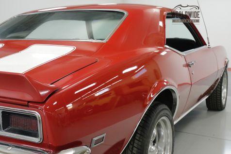 1968 Chevrolet CAMARO RESTORED Z28 TRIBUTE. TORQUE THRUST.    Denver, CO   Worldwide Vintage Autos in Denver, CO