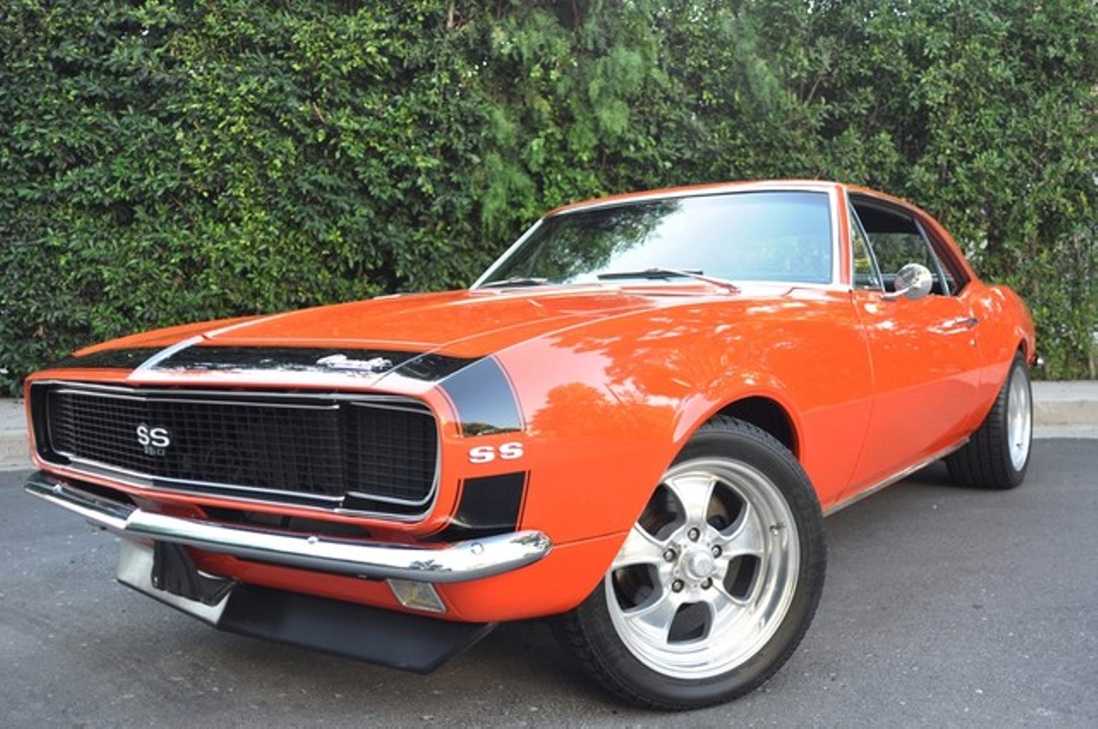 1967 Chevrolet Camaro Rsss City California Auto Fitness Class Benz 1968 Ss Rs Orange In