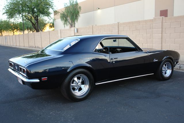 1968 Chevrolet Camaro Phoenix, AZ 19